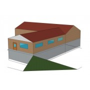 Medium House Air-Barrier Kit